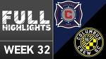 HIGHLIGHTS | Chicago Fire vs. Columbus Crew SC