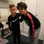 """Даниил Самсонов on Instagram: """"Очень рад был познакомиться! Добро Пожаловать! #shomauno #daniilsamsonov #teamtutberidze #figureskating #olympicgames"""""""
