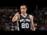 Manu Ginobili - Setting Up