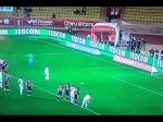 Vagner Love perde pênalti Monaco 1-2 Bordeaux 01/04/2016 Vágner Love perd la peine