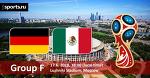 Чемпионат Мира 2018: группы E, F, G и H - прогнозы и ставки на первый тур