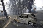 Роналду оплатил медицинскую помощь 370 пострадавшим от пожаров в Португалии и Испании