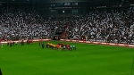 St Pauli entering the field (hell bells) 13-08-2016