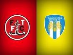 Превью к матчу с «Колчестер Юнайтед» - #codarmy - Блоги - Sports.ru