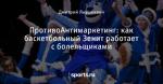 ПротивоАнтимаркетинг: как баскетбольный Зенит работает с болельщиками