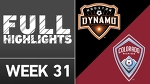 HIGHLIGHTS | Houston Dynamo 2-3 Colorado Rapids