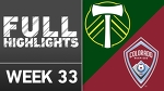 HIGHLIGHTS | Portland Timbers 1-0 Colorado Rapids