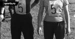 Черно-белые (и цветные) лики советского спорта - 124