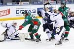 """Игрок казанского """"Ирбиса"""" забил самый быстрый гол в истории хоккея"""