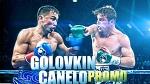 Gennady Golovkin Vs Canelo Alvarez Promo