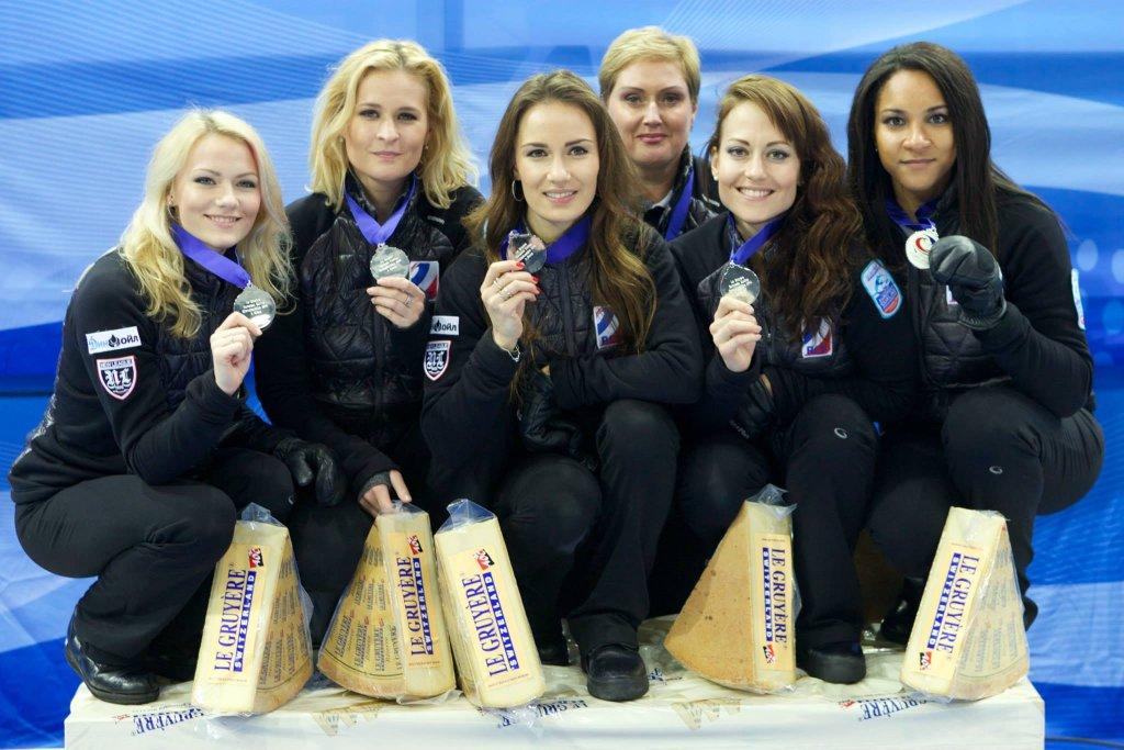 для сборная россии по керлингу женская состав фото белоснежного