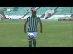 La aficion verdiblanca se vuelca con Rafael Van der Vaart