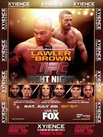 Видео и результаты всех боев UFC on FOX 12 - Matt Brown vs. Robbie Lawler + зарплаты бойцов - сMMAчные новости - Блоги - Sports.ru