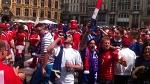 Швейцария - Франция в Лилле