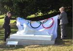 Статуя в честь керлинга в Олимпийском парке - Круто.Ново - Блоги - Sports.ru
