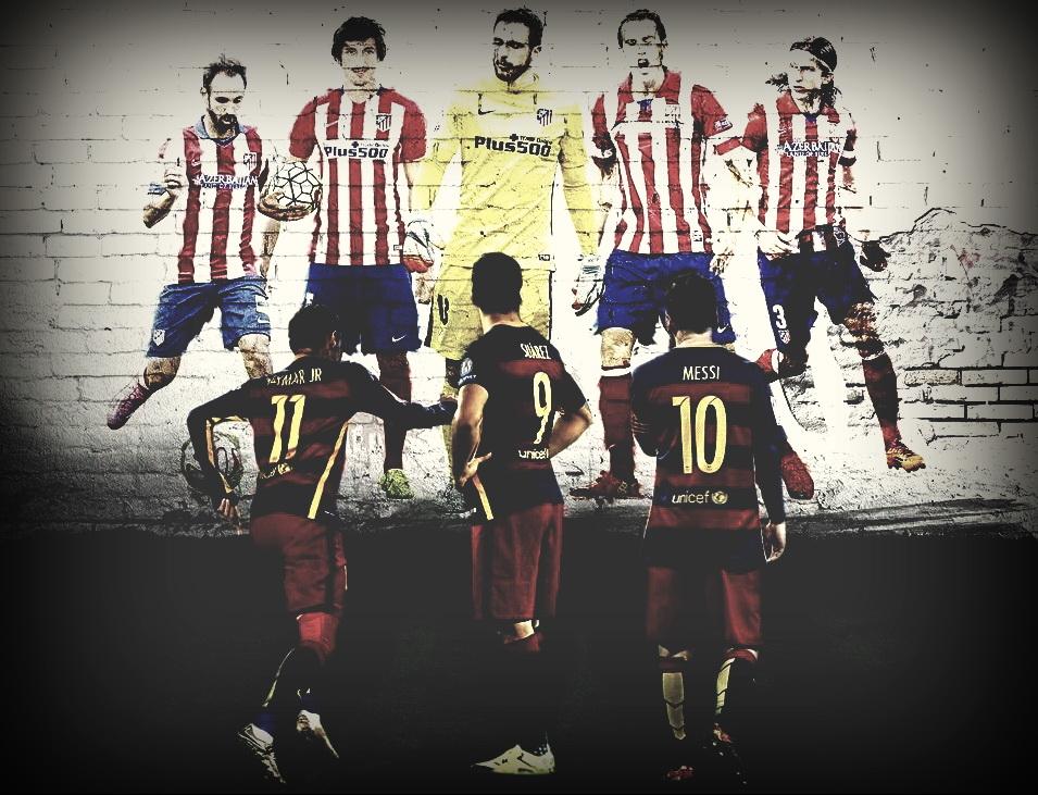 Примера. Барселона - Атлетико 2:1. На Камп Ноу минус два - изображение 3