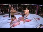 MMA Fighter Rocks His Opponent With An incredible Front Kick Knockout!