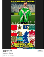 «Покойся с миром, английский футбол!» - Знаете ли Вы, что... - Блоги - Sports.ru