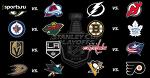 Турнир по ставкам на плейофф НХЛ. Регистрация