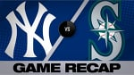 Judge's 100th homer powers Yankees to win | Yankees-Mariners Game Highlights 8/27/19