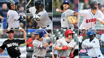 Prospects added to 40-man or exposed to Rule 5