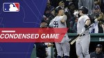 Condensed Game: NYY@BOS - 9/28/18
