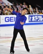 """Nathan Chen on Instagram: """"Skate America 2020 is a wrap!! Thanks so much to the incredible staff, organizers, and all involved with making the bubble and this…"""""""