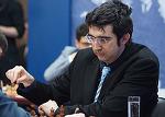 Владимир Крамник стал единоличным лидером турнира претендентов в Берлине