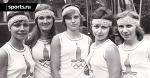 Черно-белые (и цветные) лики советского спорта - 154