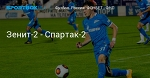 Футбол. Зенит-2 - Спартак-2