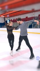 "On Ice Perspectives ❄️🎥 on Instagram: ""Support and learn more about On Ice Perspectives at http://www.patreon.com/oniceperspectives ❄️ Gabriella Papadakis and Guillaume Cizeron…"""