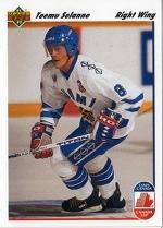 Upper Deck. Кубок Канады 1991 - Был такой хоккей - Блоги - Sports.ru