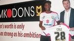 Подписан нападающий Манчестер Сити! - MK Dons (ex - Wimbledon FC) - Блоги - Sports.ru