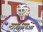 Oilers vs Kings (Fuhr Shutout) - 1989 Playoffs