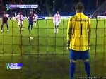 Mladen Petric saves a Penalty !!
