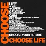 Choose life on Twitter