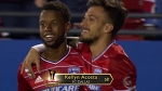 SCCL 2016-17: FC Dallas vs CF Pachuca Highlights
