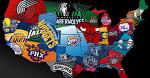 Fantasy NBA на FANTRAX. Кепка-Лига. Сезон 2017-2018