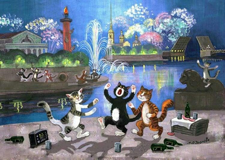 Открытки с днем рождения петербурга, открытку день учителя