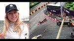 The Incredible 172mph F3 Grand Prix Crash in Macau China (2018)
