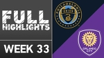 HIGHLIGHTS | Philadelphia Union vs. Orlando City SC