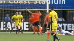 Central Coast Mariners 0:1 Brisbane Roar ● Hyundai A-League 22/10/2016