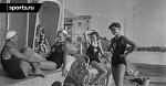 Черно-белые (и цветные) лики советского спорта - 156