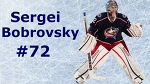 Sergei Bobrovsky #72 highlights
