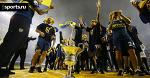 «Бока Хуниорс» в 33-й раз выиграли чемпионат Аргентины