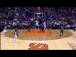 Gerald Green Passes to Himself Off the Glass for the Smash!