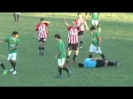Increíble: Jugador noquea a arbitro Fútbol Argentino