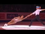 Ksenia Stolbova / Fedor Klimov EX 2015 - Barcelona ISU Grand Prix Final