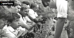 Черно-белые (и цветные) лики советского спорта - 76