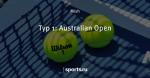 Тур 1: Australian Open